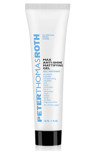 Best Oily Skin Products: Peter Thomas Roth Max Anti-Shine Mattifying Gel