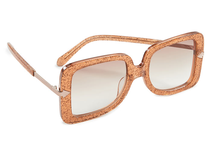 Best Oversized Sunglasses for Women: Karen Walker Big Sunglasses