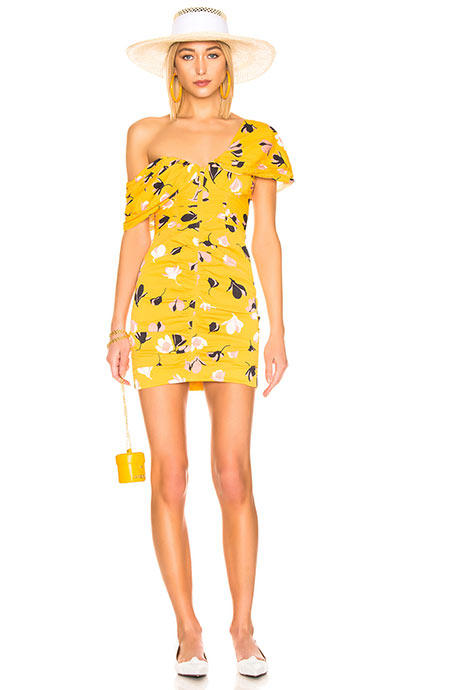 Best Short Summer Dresses: Self-Portrait Summer Mini Dress
