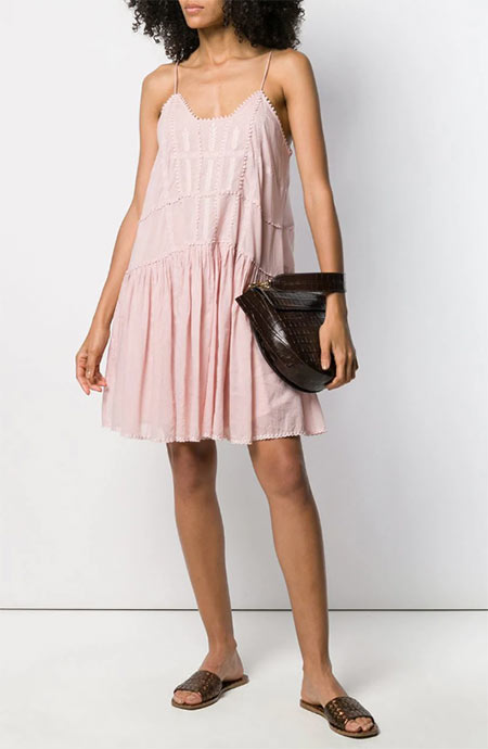 Best Short Summer Dresses: Isabel Marant Etoile Summer Mini Dress