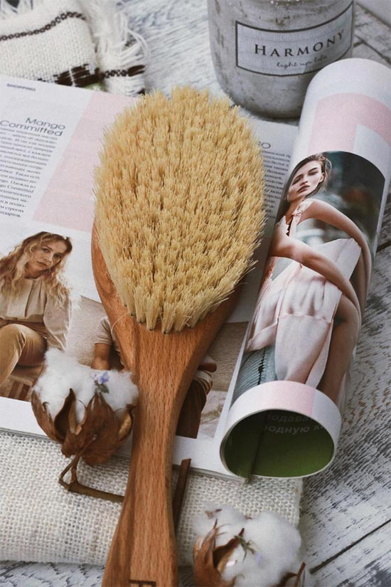 What Is Dry Brushing/ Body Brushing?