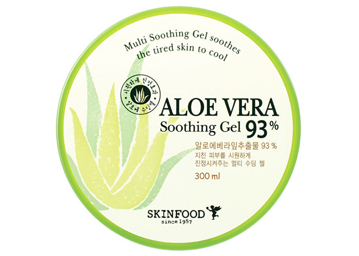 Best Aloe Vera Skin Products: Skinfood Aloe Vera 93% Soothing Gel