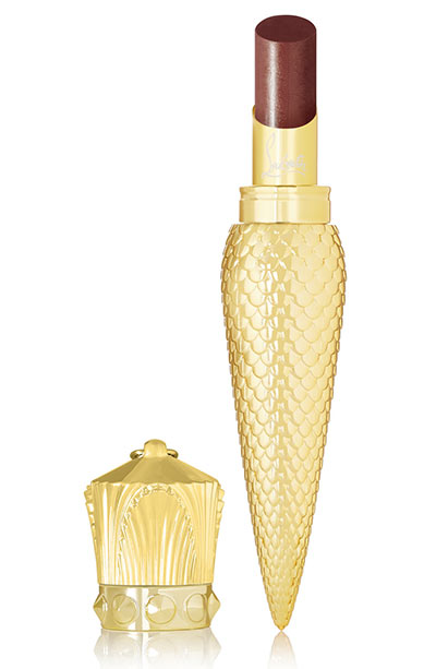Best Brown Lipstick Shades: Christian Louboutin Beauty Sheer Voile Lip Colour in Private Number