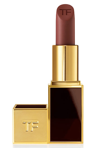 Best Brown Lipstick Shades: Tom Ford Lip Color in Magnetic Attraction