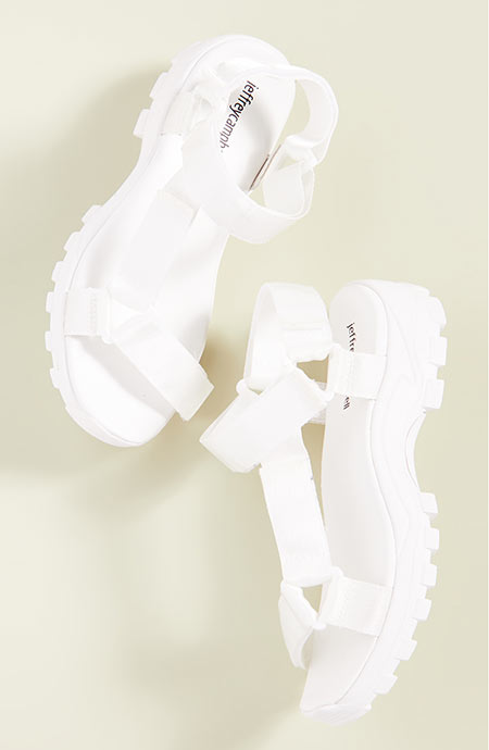 Best Ugly Chunky Sandals for Women: Jeffrey Campbell Dad Sandals