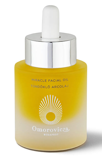 Best Facial Oils: Omorovicza Miracle Facial Oil