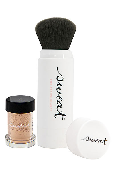 Best Powder Sunscreen: Sweat Mineral Foundation SPF 30