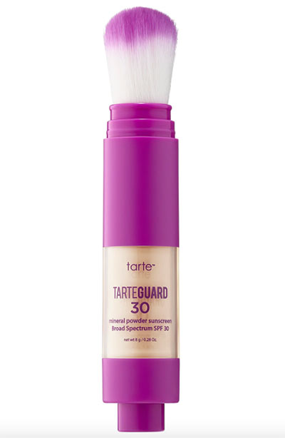 Best Powder Sunscreen: Tarte Tarteguard Mineral Powder Sunscreen Broad Spectrum SPF 30