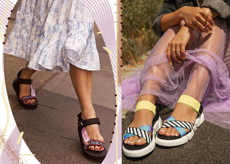 The Rise of Ugly Chunky Sandals: 17 Dad Velcro Sandals to Buy