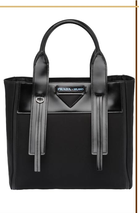 Best Prada Bags of All Time: Prada Ouverture Bag