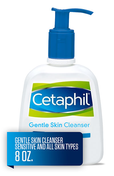 Best Walmart Skin Care Products: Cetaphil Gentle Skin Cleanser, Face Wash for Sensitive and All Skin Types