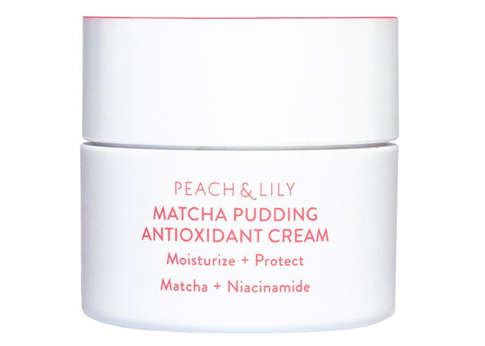 Best Combination Skin Products: Peach & Lily Matcha Pudding Antioxidant Cream