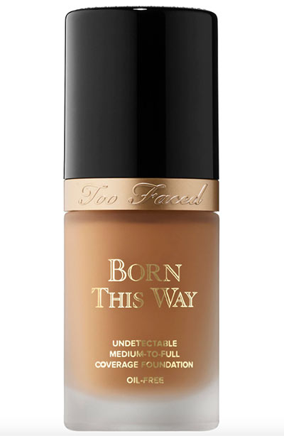 Best Foundation for Dry Skin: Too Faced Born This Way Foundation