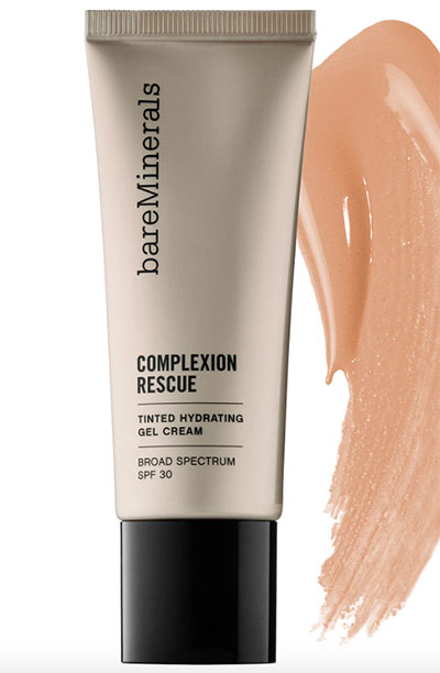 Best Foundation for Dry Skin: bareMinerals COMPLEXION RESCUE Tinted Hydrating Gel Cream