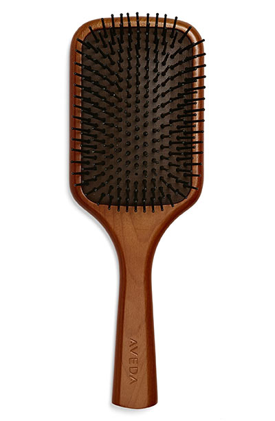 Best Hair Brushes & Combs: Aveda Wooden Paddle Brush