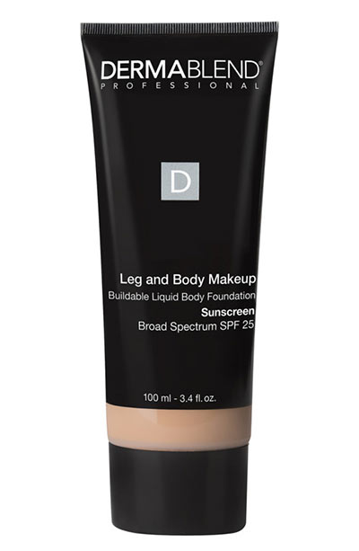 Best Leg & Body Makeup Products: Dermablend Leg and Body Makeup