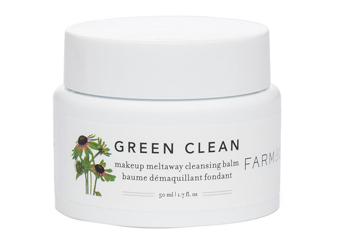 Best Blackhead Removal Products: Farmacy Green Clean Makeup Removing Cleansing Balm