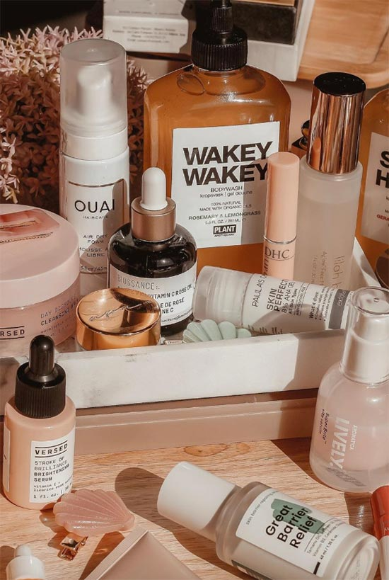 Morning Rosacea Skin Care Routine