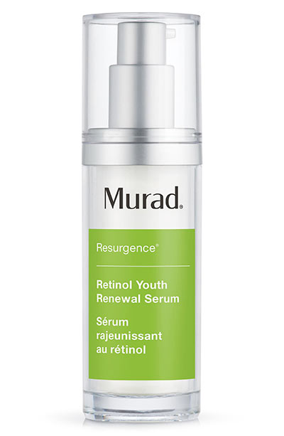 Best Nasolabial Fold Treatment Products: Murad Retinol Youth Renewal Serum