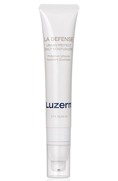 Best Rosacea Treatment Products: Luzern Laboratories La Defense Urban Protect Mineral Sunscreen SPF 30