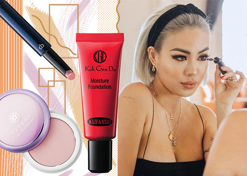 Japanese Makeup Products & Tips
