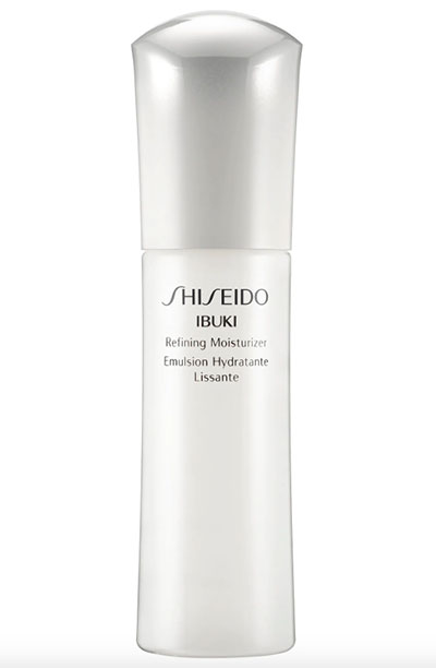 Best Japanese Beauty/ Skin Care Products: Shiseido Ibuki Refining Moisturizer