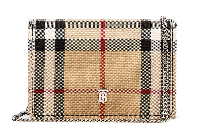 Best Designer Wallets & Coin Purses: Burberry Jessie Card Holder