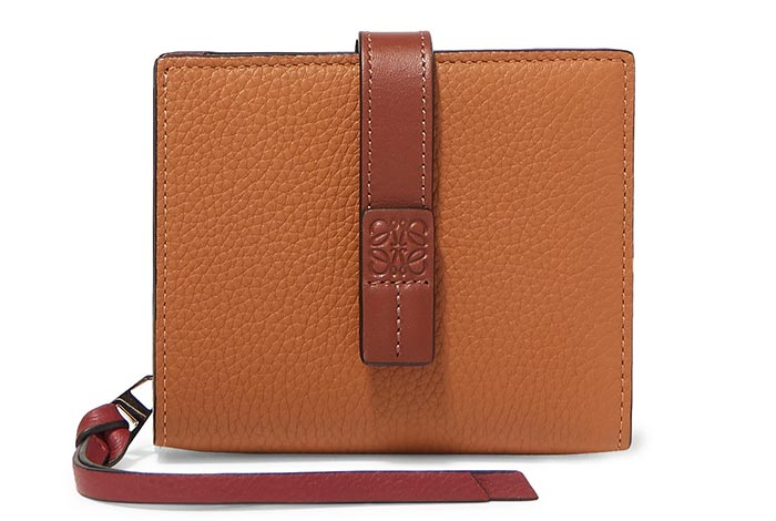 Best Designer Wallets & Coin Purses: Loewe Leather Wallet