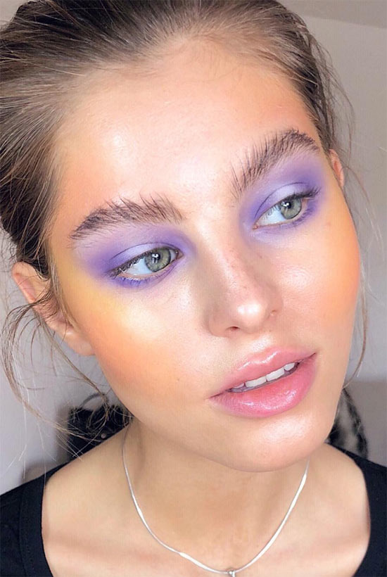 How to Choose the Best Purple Eyeshadow for Your Skin Tone
