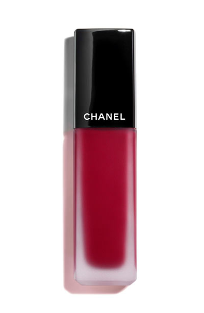 Best Chanel Lipstick Shades: Chanel Rouge Allure Ink Matte Liquid Lip Colour in Expérimenté