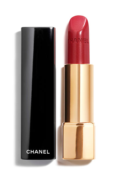 Best Chanel Lipstick Shades: Chanel Rouge Allure Luminous Intense Lip Colour in Énigmatique