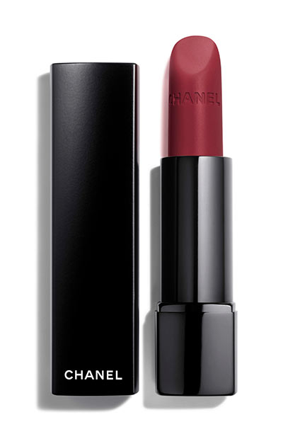Best Chanel Lipstick Shades: Chanel Rouge Allure Velvet Extrême Intense Matte Lip Colour in Extrême