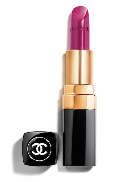 Best Chanel Lipstick Shades: Chanel Rouge Coco Ultra Hydrating Lip Colour in Jean