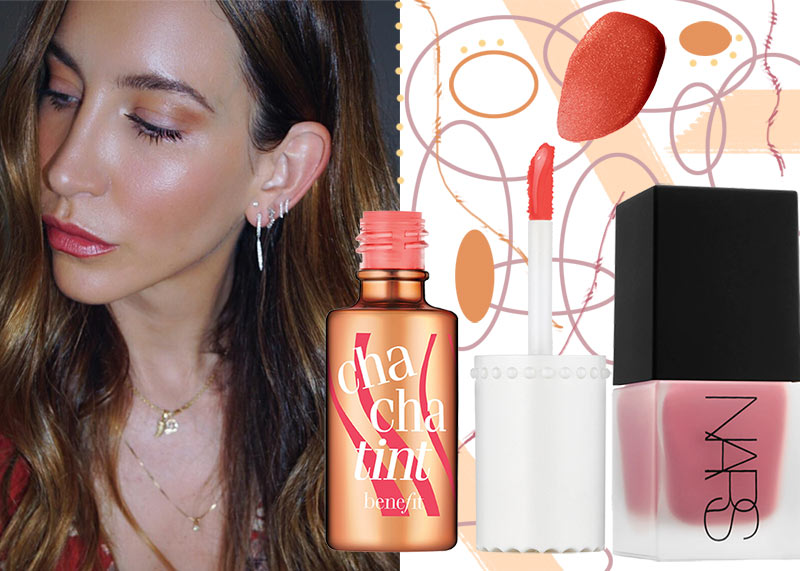 Best Liquid Blushes & Cheek Stains for a Dewy Glow