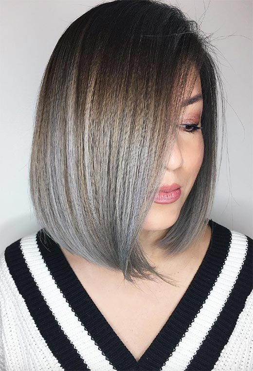 How to Choose Medium Bob Hairstyles for Face Shapes