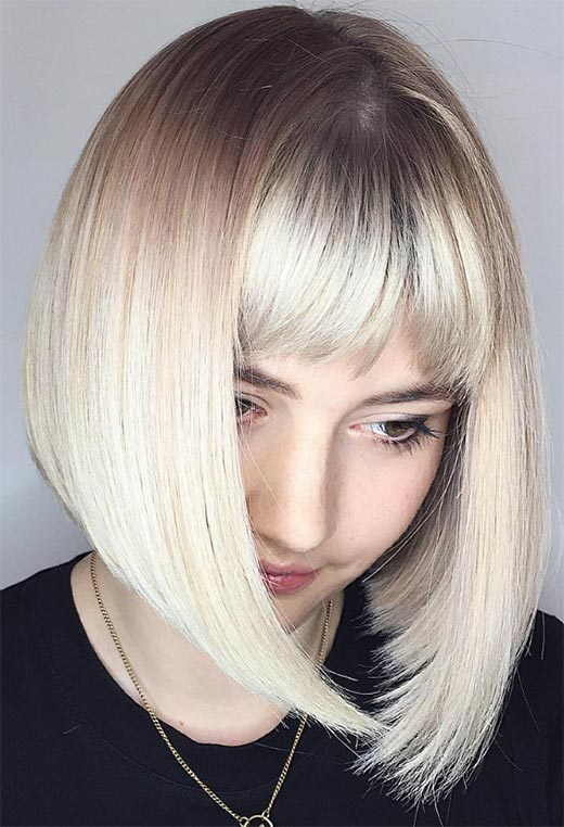How to Choose the Best Bob Haircut for Your Hair Type