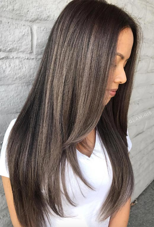 67 Trendy Long Layered Haircuts Hairstyles For Every Taste Glowsly