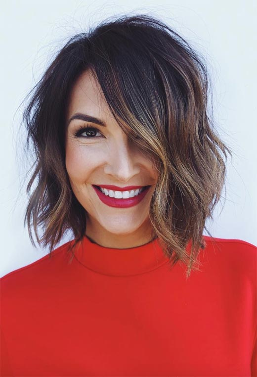 Medium Bob Haircuts & Hairstyles: Mid-Length Bob Ideas
