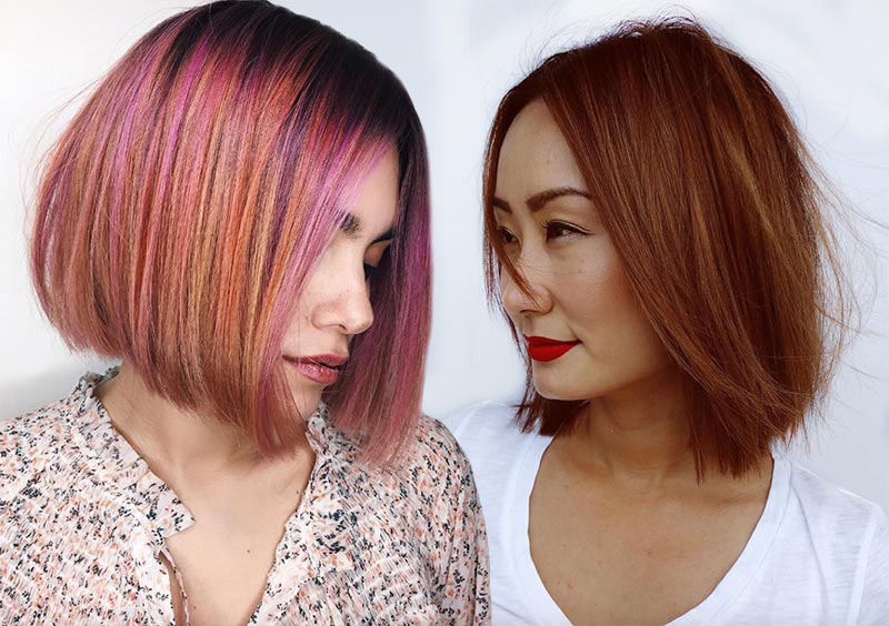 55 Medium Bob Haircuts To Embrace The One Mid Length Bob For You