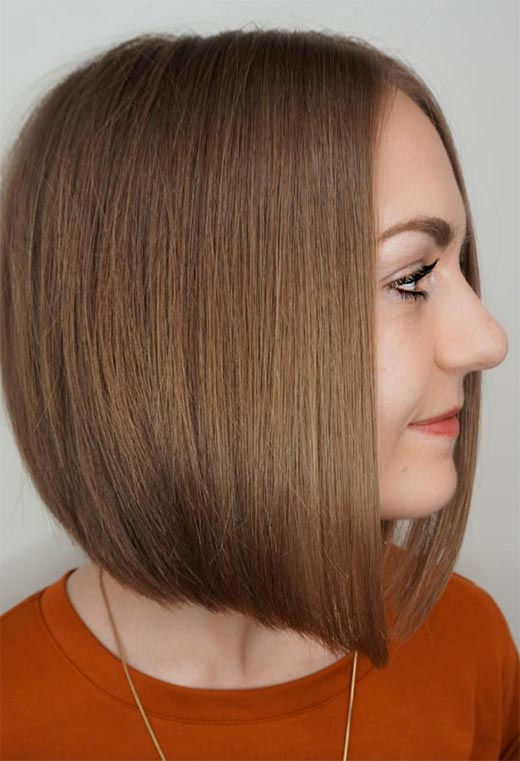 Short Bob Hairstyles for Women Pictures