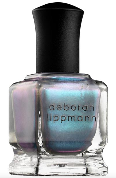 Best Chrome Metallic Nail Polish Colors: Deborah Lippmann Leave A Light On Gel Lab Pro Polish in I Like It Like That