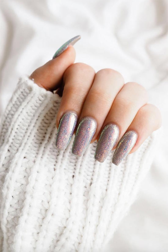 How to Get Chrome Nails