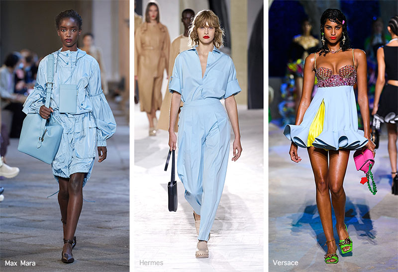 Spring/ Summer 2021 Color Trends: Cerulean Blue