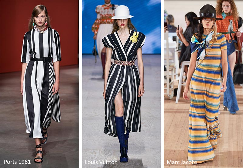 Spring/ Summer 2020 Print Trends: Stripes