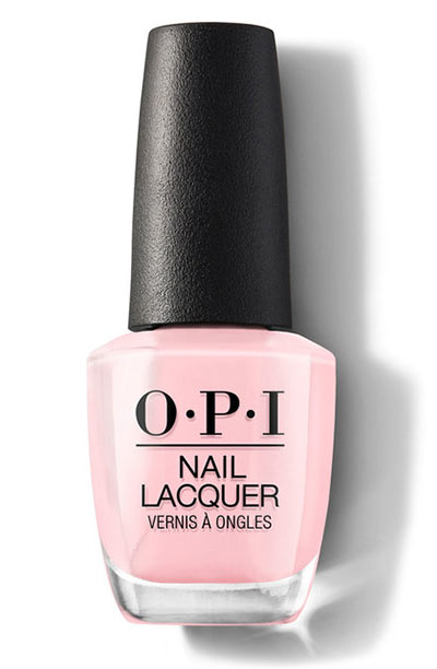Best OPI Nail Polish Colors: It's a Girl