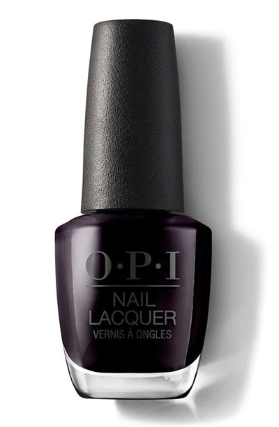 Best OPI Nail Polish Colors: Lincoln Park After Dark