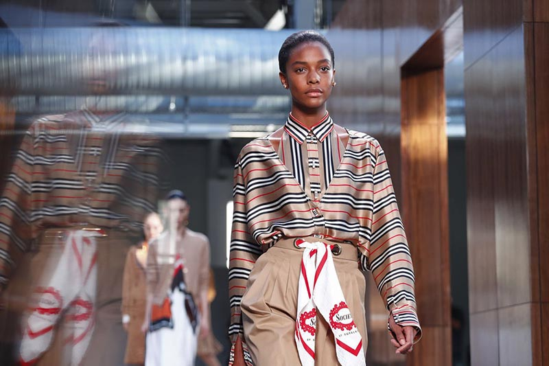 Top Designer Brands/ Luxury Brands for Women: Burberry