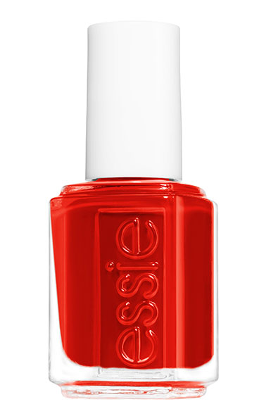 Best Essie Nail Polish Colors: Really Red