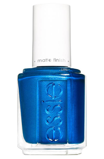 Pantone Color of the Year 2020: Classic Blue Essie Nail Polish in Wild Card