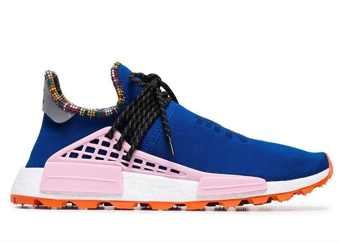 Pantone Color of the Year 2020: Classic Blue Adidas x Pharrell Williams Blue Human Body NMD Sneakers